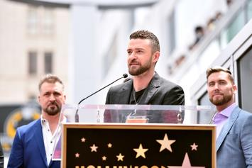 Justin Timberlake Visits Santa Fe High School Shooting Survivor In The Hospital