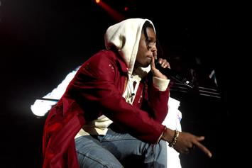 """A$AP Rocky Brings Out Skepta In London For """"Praise The Lord"""" Performance"""