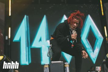 Trippie Redd Announces Album Release Month, Plays New Music At Rolling Loud