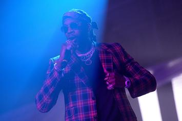 "2 Chainz Previews Some Heat From ""Rap Or Go To The League"""