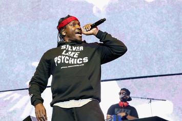 Pusha T Isn't Expecting A Response From Drake
