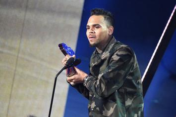 Chris Brown Is Soulful & Seductive As He Previews New Love Song