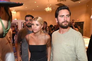 Sofia Richie Reportedly Leaves Scott Disick Amid Cheating Rumors