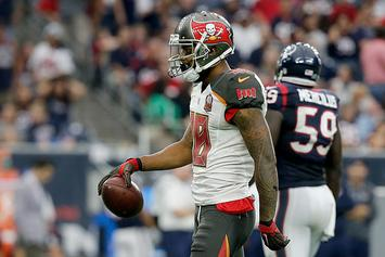 Former Buccaneers WR Louis Murphy Arrested With Loaded Gun At Airport