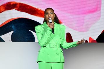"Issa Rae Roasts Kanye West For ""Slavery"" Comments At CFDA Awards"