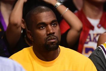 Kanye West Offers His Condolences To Kate Spade's Family