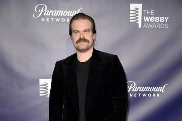 """Stranger Things"" Star David Harbour Talks His Bipolar & Mental Asylum Admission"