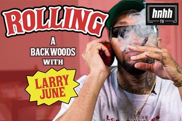 """Larry June Details A Hilarious Trip On Edibles In """"How To Roll"""""""