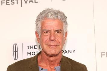 """Anthony Bourdain Revealed His Depression On """"Parts Unknown"""""""