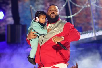 DJ Khaled Sues Company For Using His Son Asahd's Name For Branding: Report
