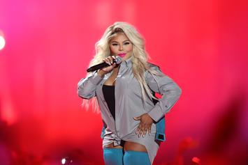 "Lil Kim Unfazed By Recent Bankruptcy: ""If You're God's Child, You Can't Be Touched"""