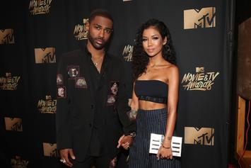 Jhene Aiko Boo's Up With Big Sean For Surprise Detroit Concert Appearance