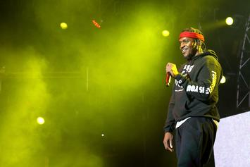 """Pusha T On Drake Not Releasing Response: """"They're Doing What's Best For Them"""""""