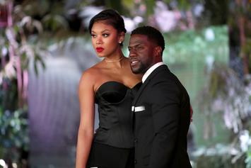 Kevin Hart & Eniko Parrish Link With Kanye West To Cop Some Yeezy's