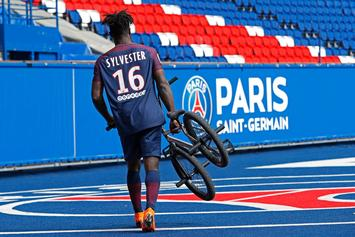 "Nigel Sylvester Joins Paris Saint-Germain In 5th Episode Of ""GO"""