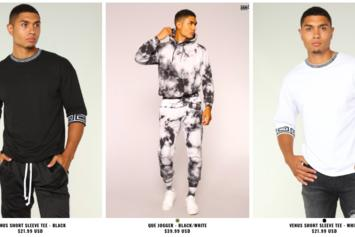 Fashion Nova Officially Unveils Menswear Line With 512 Items To Shop