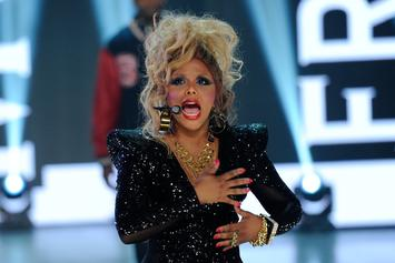 Lil Kim Honored For African-American Appreciation Music Month