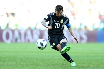 Lionel Messi Misses Crucial Penalty, Argentina & Iceland Draw 1-1