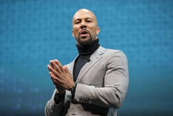 """Common Praises Jay-Z & Beyonce's """"Everything Is Love"""""""