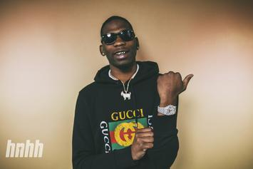 BlocBoy JB Defends 21 Savage For Pulling Gun Out During Pool Party Brawl