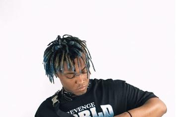 Juice WRLD Says He's Dropping A Project In A Few Weeks Despite The Leaks