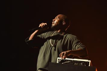 "Kanye West Releases New Lyric Videos For ""Violent Crimes"" & ""All Mine"""