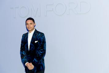 "Trevor Noah Details His Uncredited Cameo In ""Black Panther"""