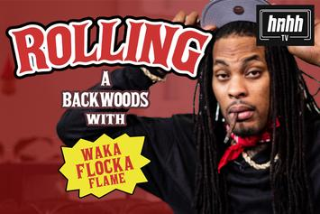 "Waka Flocka Recalls Being High For Three Days Straight On ""How To Roll"""