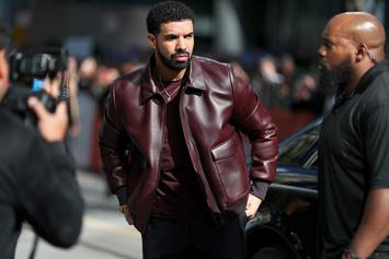 "Drake ""Scorpion"" Billboard In Toronto Hint At A Double Disc Album"