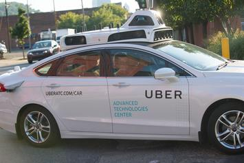 """Uber Test Driver Was Watching """"The Voice"""" When Self-Driving Car Crashed"""