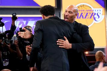 "LaVar Ball Thinks Lakers Trading Lonzo Would Be ""Worst Move They Ever Made"""