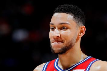Ben Simmons & Kendall Jenner Seen Partying Until The Early Morning