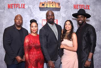"""Cast of """"Luke Cage"""" Explain To """"The Breakfast Club"""" How Hip-Hop Influenced The Show"""