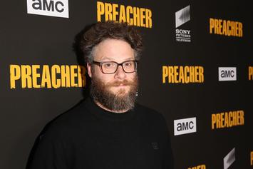 Seth Rogen Shot Down A Photo Request From Paul Ryan In Front Of His Kids