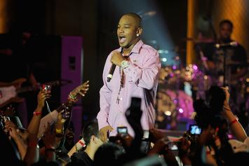 Cam'ron Honors The Mother Of His Son With Brand New Range Rover