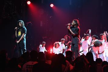 J. Cole Recruits Daniel Caesar and Wale For BET Awards Performance
