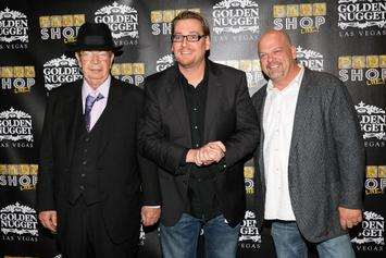 "Richard ""Old Man"" Harrison From ""Pawn Stars"" Passes Away: Report"