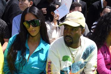 Kanye West & Kim Kardashian's $17.8 Million Bel Air Mansion Back Up For Sale