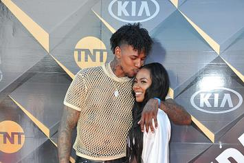 Nick Young Shows Off Keonna Green, Who He Got Pregnant While With Iggy Azalea