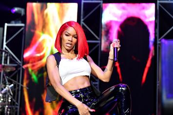 """Teyana Taylor Says She's Wants To Add New Songs To """"K.T.S.E."""""""