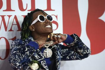 """Rich The Kid Say's He's """"Back In Album Mode""""; Previews New Song"""