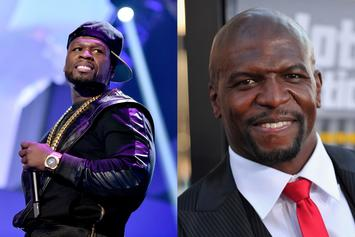 50 Cent Backs Down From His Terry Crews Trolling