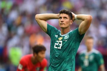 World Cup: Germany Fails To Advance Out Of Group Stage For First Time