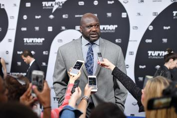 "Shaq On His Hollywood Plans: ""I Want To be The Next Rock"""