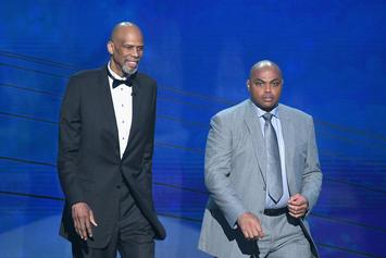 Charles Barkley Responds To Bill Russell Flipping Him The Bird