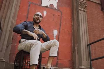 "Bodega Bamz Pays Homage To Fat Joe & Big Pun In ""Terror"" Visuals"