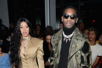 "Cardi B & Offset's ""Bronx Fairy Tale"" Baby Shower Detailed In Exclusive Vogue Pics"