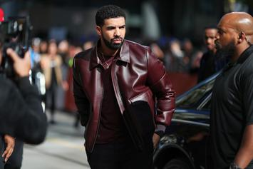 """Drake Reveals Features On """"Scorpion"""""""