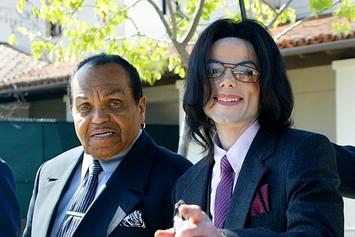 Joe Jackson Laid To Rest In Same Cemetery As Son Michael Jackson