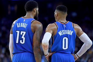 "Paul George Swayed By Westbrook's Leadership: ""Lakers Didn't Grab Me"""
